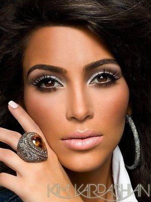 kim kardashian makeup pictures. kim kardashian makeup vegas
