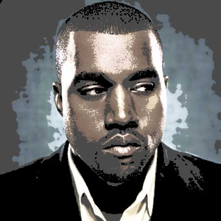 kanye west power remix. Kanye West is in his creative