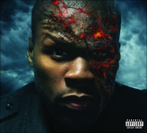 50 CENT Before I self Destruct ALBUM COVER