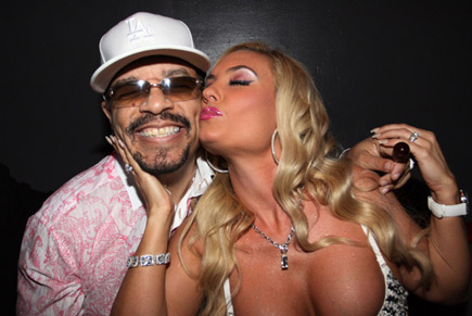 ice t coco. Ice-T and Coco did their