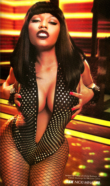 nicki minaj barbie photo shoot pictures. Young Money star Nicki Minaj
